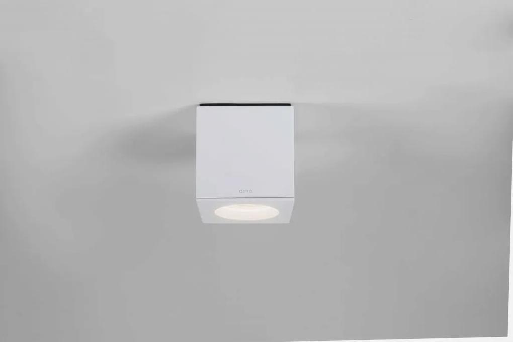 Vonkajšie stropné svietidlo ASTRO Kos Square White 1326008