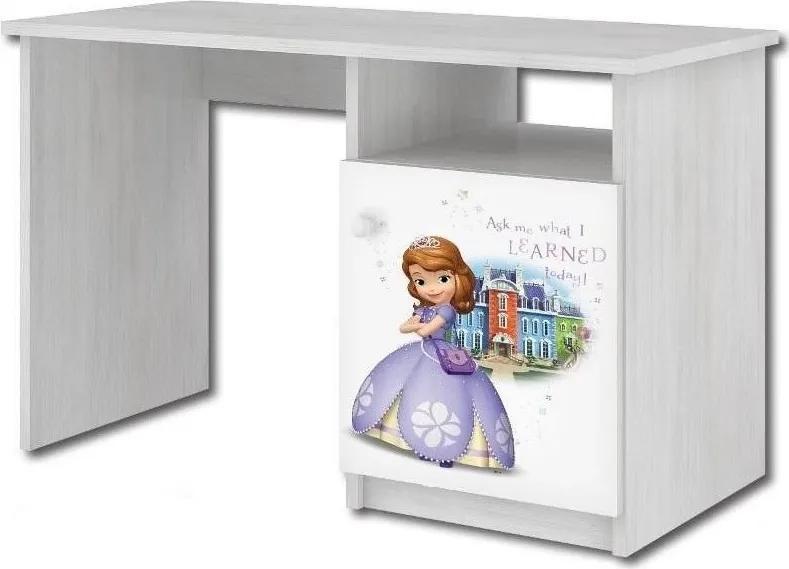 MAXMAX Detský písací stôl Disney - Sofia Prvý