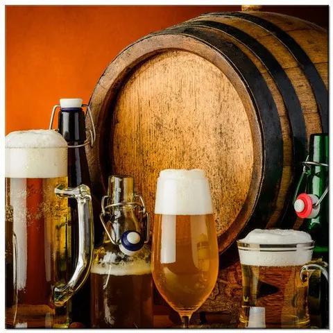 Tlačený obraz Domáce pivo 2118A_1AI