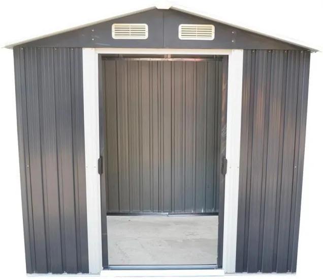 MAXTORE - záhradný domček MAXTORE 810 - 257 x 312 cm, šedý LG1340