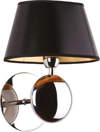 NAPOLEON   luxusná nástenná lampa