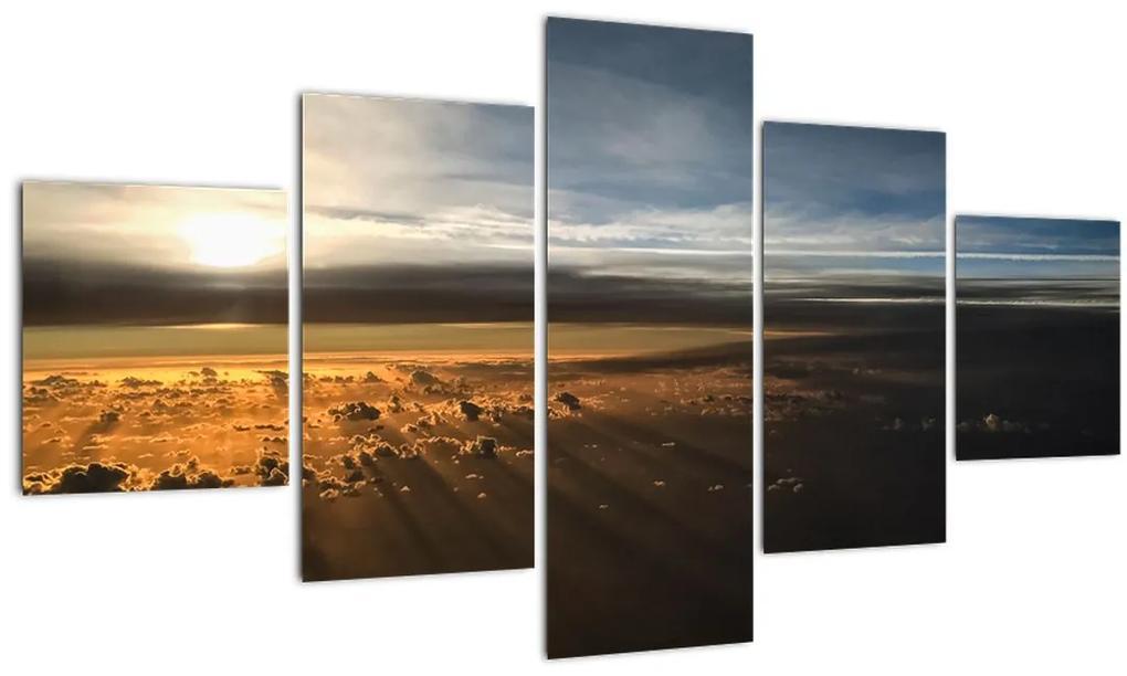 Obraz neba (125x70 cm), 40 ďalších rozmerov