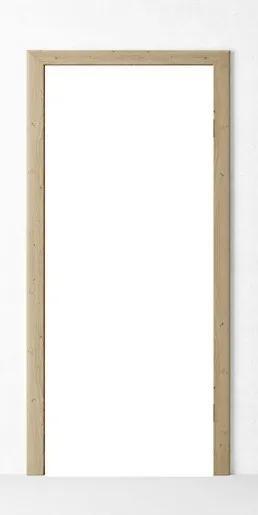Obložková zárubňa Naturel Grant 70 cm pre hrúbku steny 14-16 cm dub pravá O4DRU70P