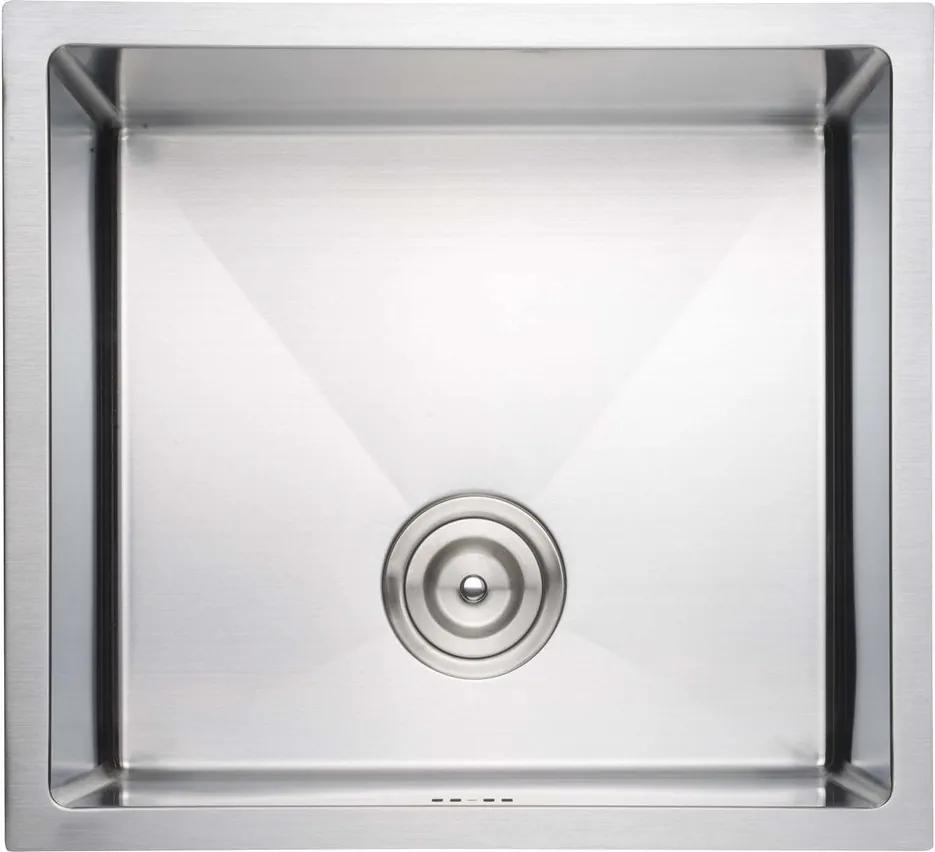 SAPHO - EPIC Nerezový dřez 50x43x23 cm (EP5043