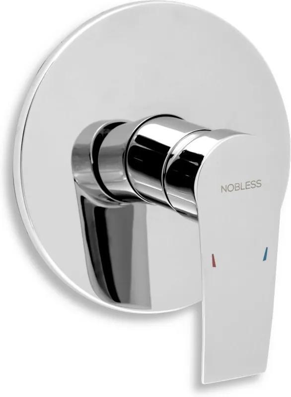 NOVASERVIS - Sprchová baterie podomítková Nobless Heda chrom (40050,0)