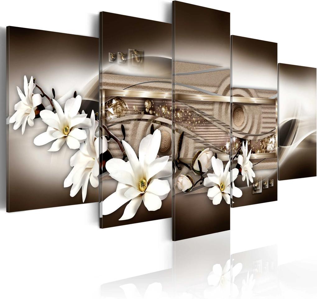 Obraz - Sensual Bronze 100x50