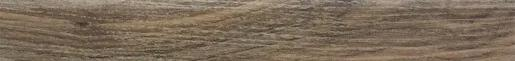 Sokel Rako Faro hnedá 7x60 cm mat DSASP718.1