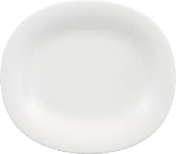 Oválny dezertný tanier 23 x 19 cm New Cott. Basic