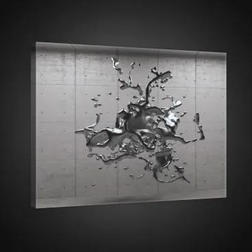 Obraz na plátne obdĺžnik - OB0786 - Škvrna 100cm x 75cm - O1