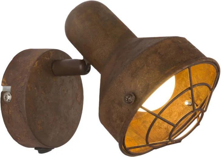 Globo 54810-1 Nástenné Svietidlá opálený opálený 1 x E14 max. 15W 15 x 9,5 x 13,5 cm