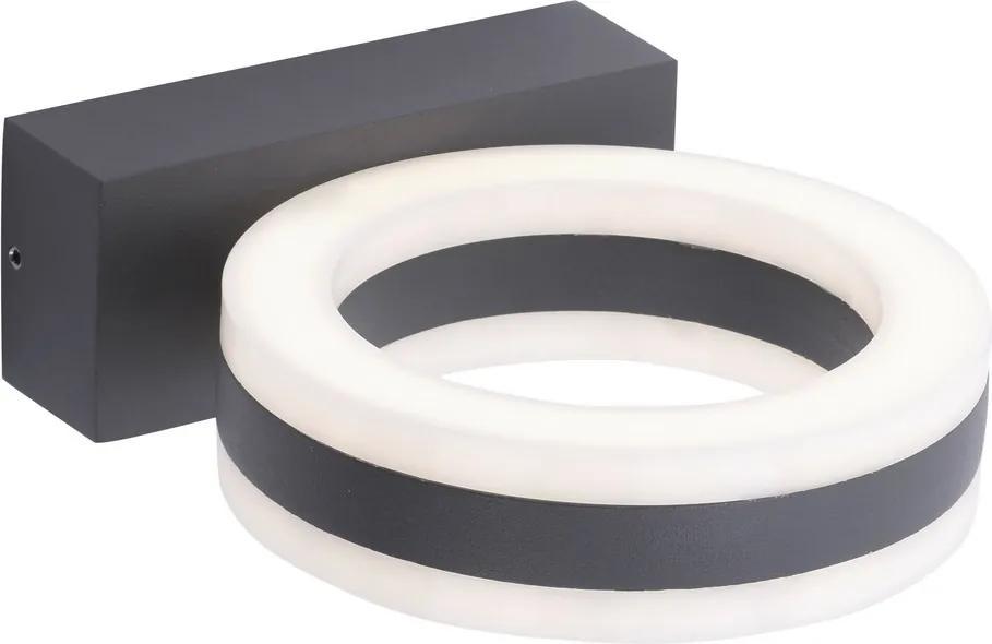 Paul Neuhaus Paul Neuhaus 9723-13 - LED Vonkajšie nástenné svietidlo CHRIS 2xLED/6W/230V IP54 W0878