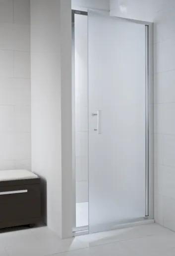 Sprchové dvere 100x195 cm Jika Cubito Pure chróm lesklý H2542430026661