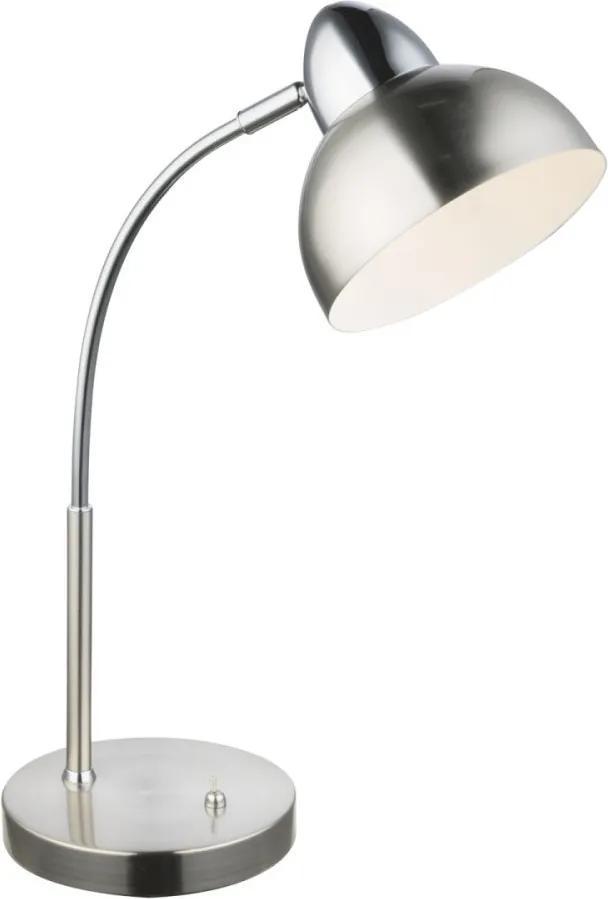 Globo ANITA 24703N Pracovné Stolné Lampy nikel nikel 1 x E14 max. 25W