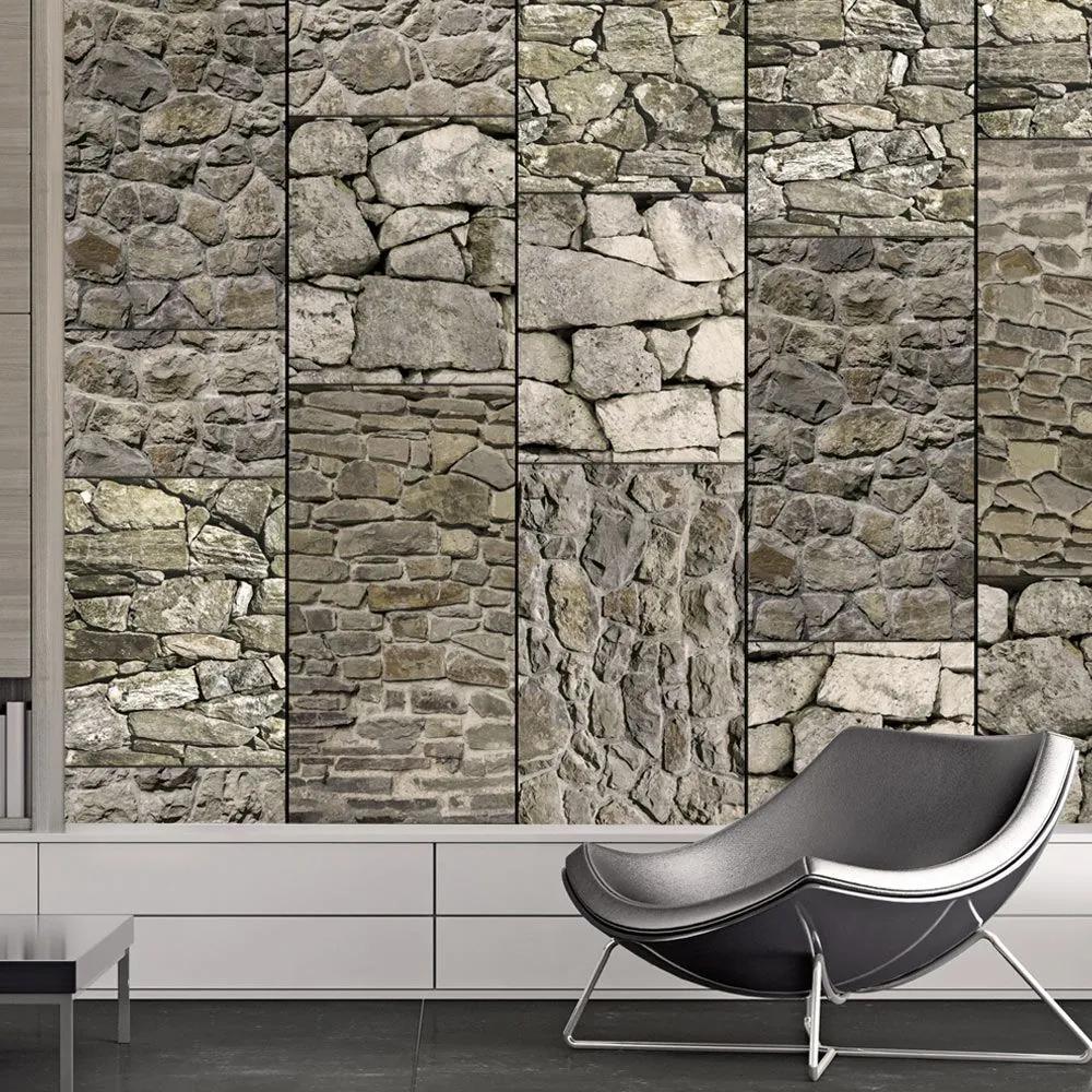 Fototapeta - Stone wall 50x1000