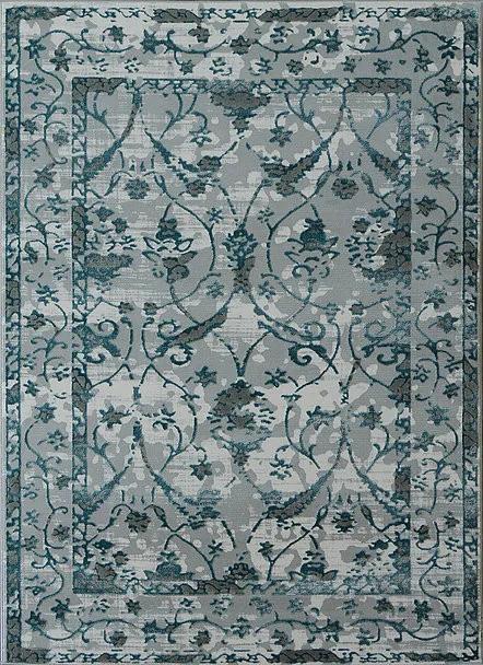 Berfin Dywany Kusový koberec Elite 1160 Navy Grey - 120x180 cm