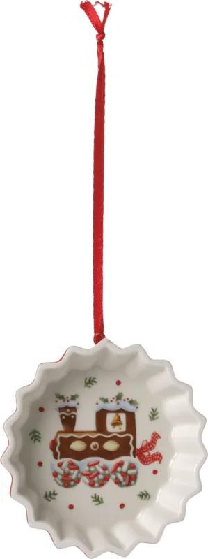 Villeroy & Boch Winter Bakery Decoration dekorácia na zavesenie s motívom perníkového vláčika