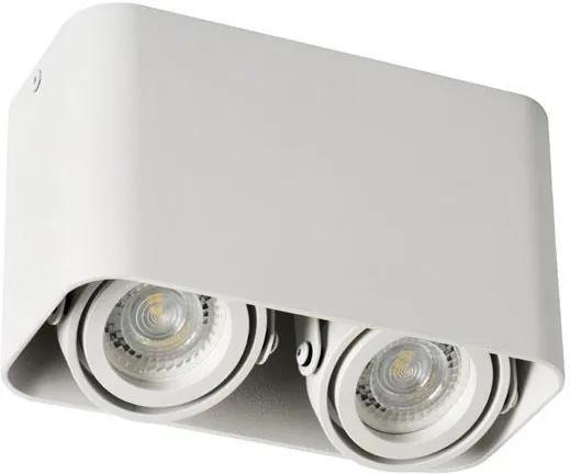 Kanlux 26120 TOLEO DTL250-W Prisadené bodové svietidlo