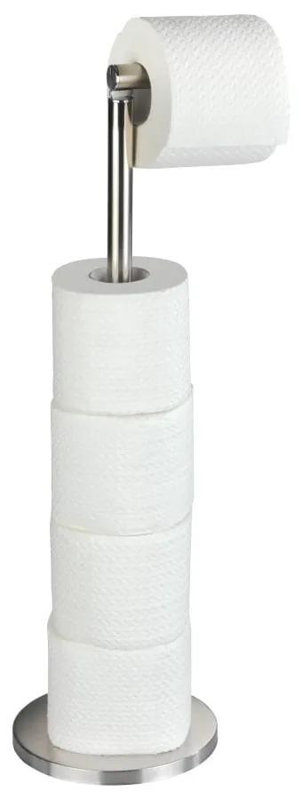 Stojan na toaletný papier s držiakom Wenko Free
