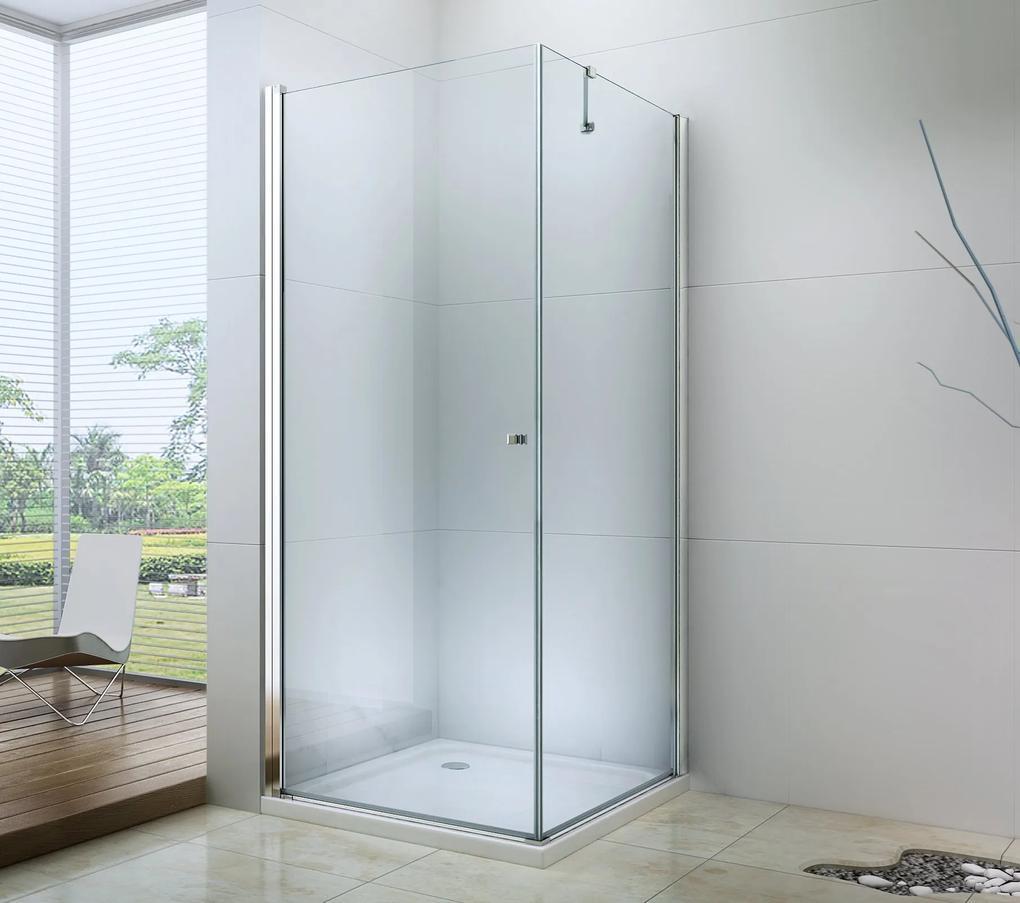 MAXMAX Sprchovací kút Pretor 70x100 cm 100 obdélníkový