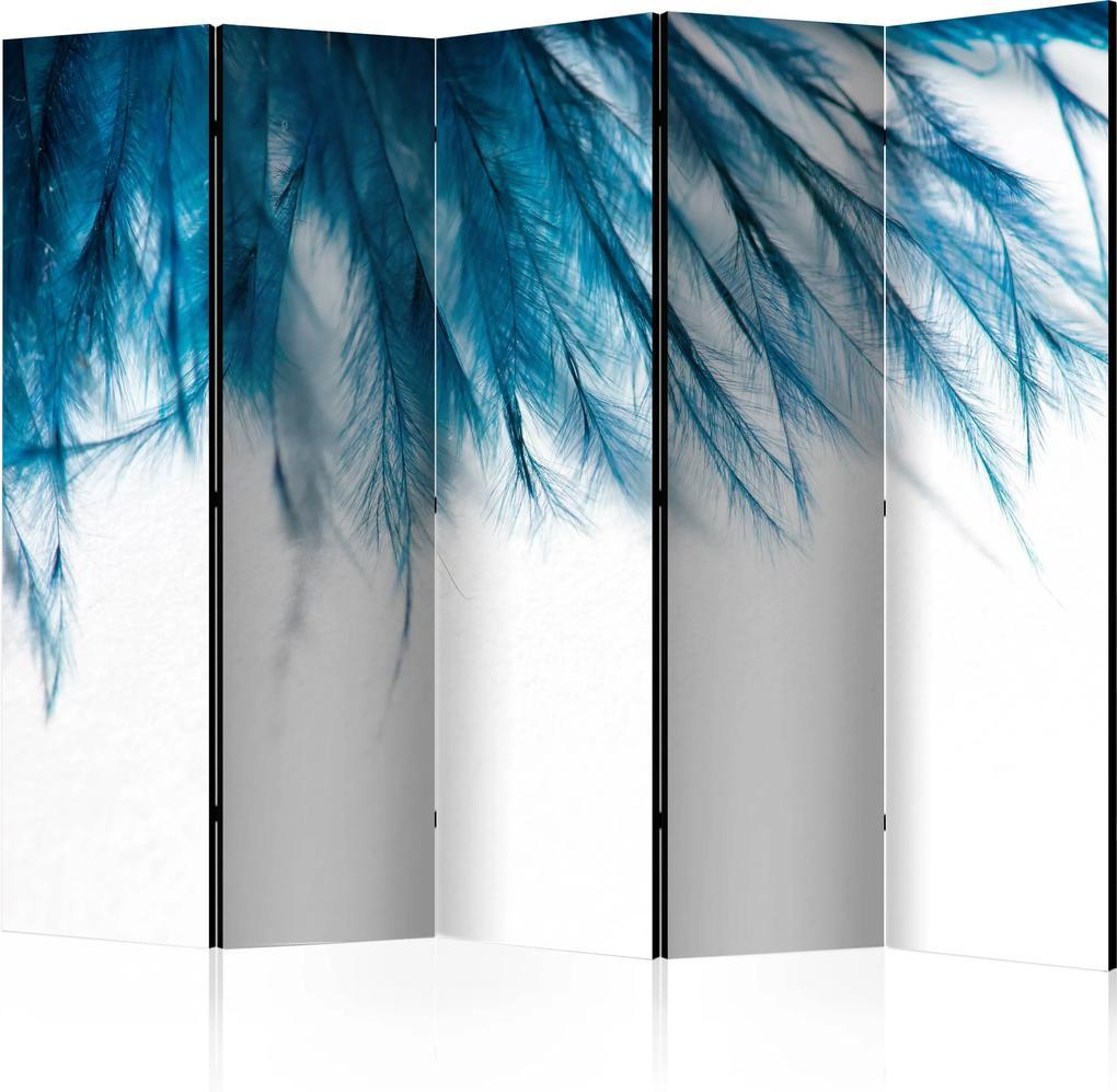 Paraván - Sapphire Feathers II [Room Dividers] 225x172 7-10 dní
