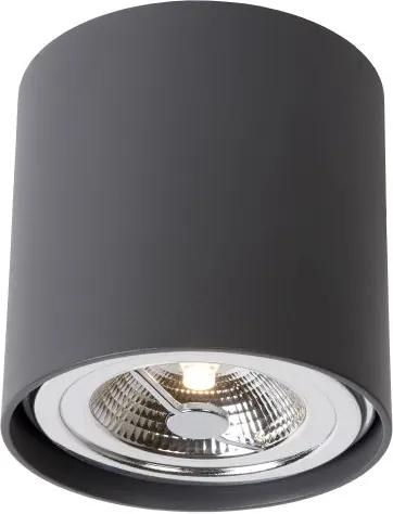 LUCIDE 09910/12/36 DIALO povrchové výklopné svietidlo 1xG53 sivé
