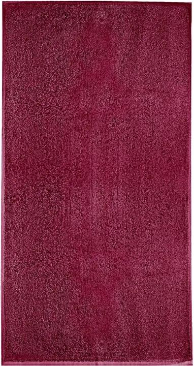 Adler Uterák Terry Hand Towel - Marlboro červená   30 x 50 cm