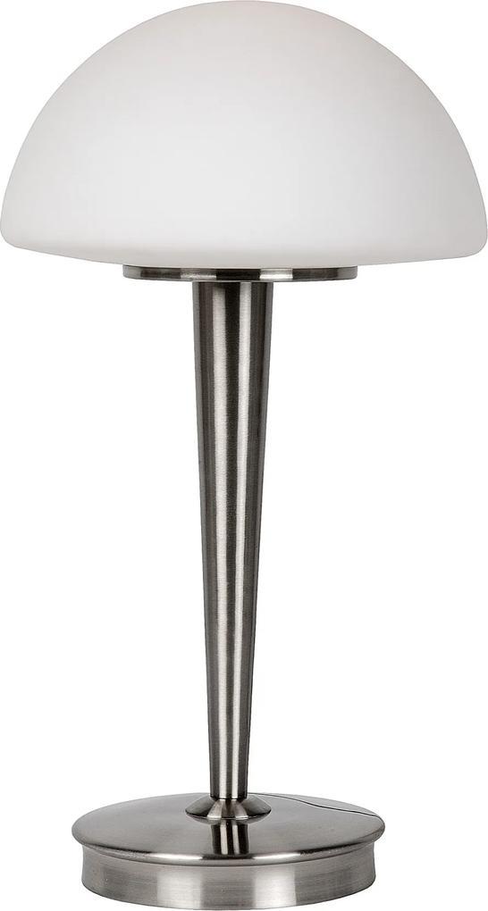 stolná lampička Lucide TOUCH 1x40W E14