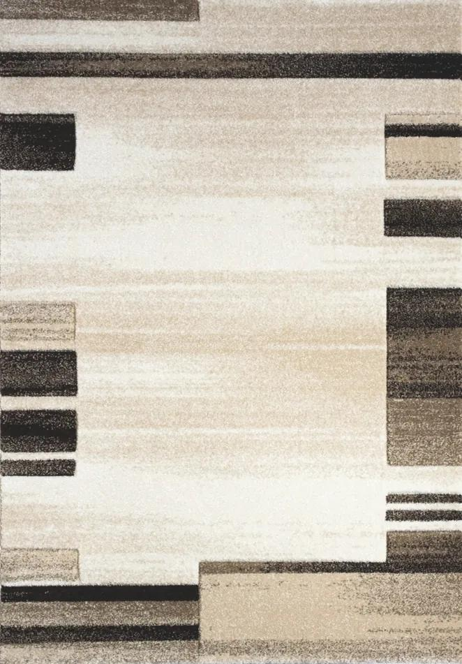 Spoltex koberce Liberec Kusový koberec Livia cream F 980 - 80x150 cm