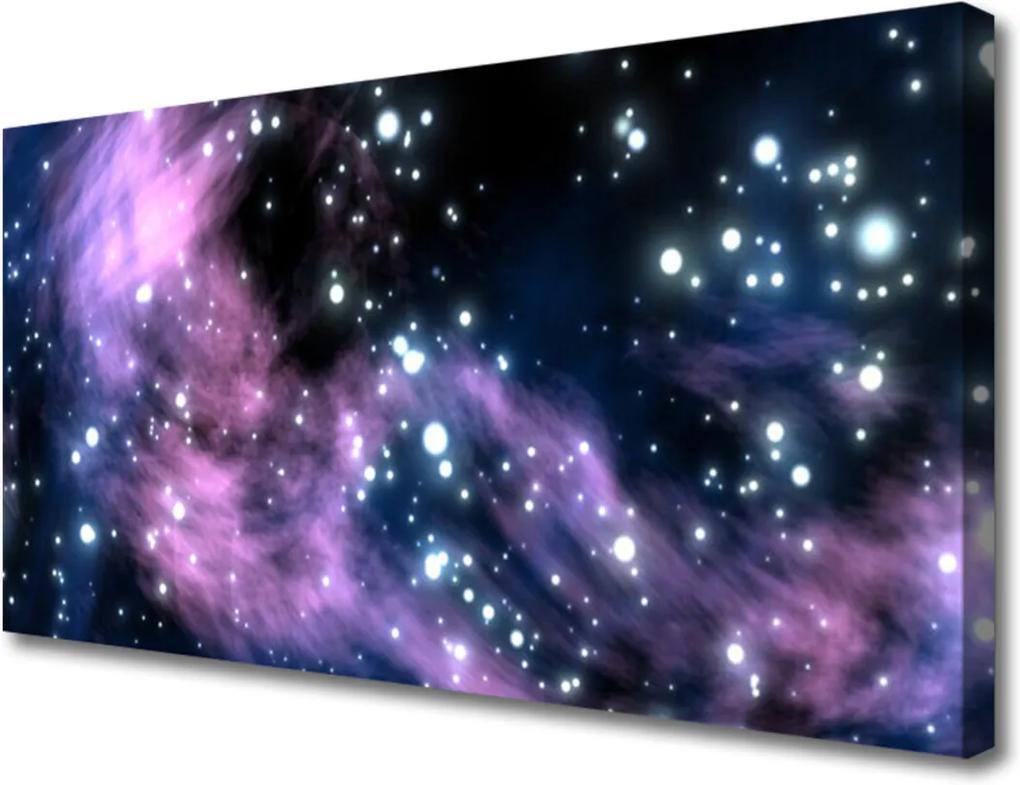 Obraz Canvas Abstrakcia Vesmír Art Umenie