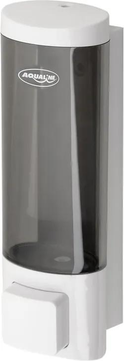 Aqualine 1319-75 dávkovač tekutého mydla na zavesenie 200ml, biely
