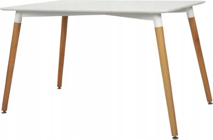 Jedálenský stôl SCANDI 120x80
