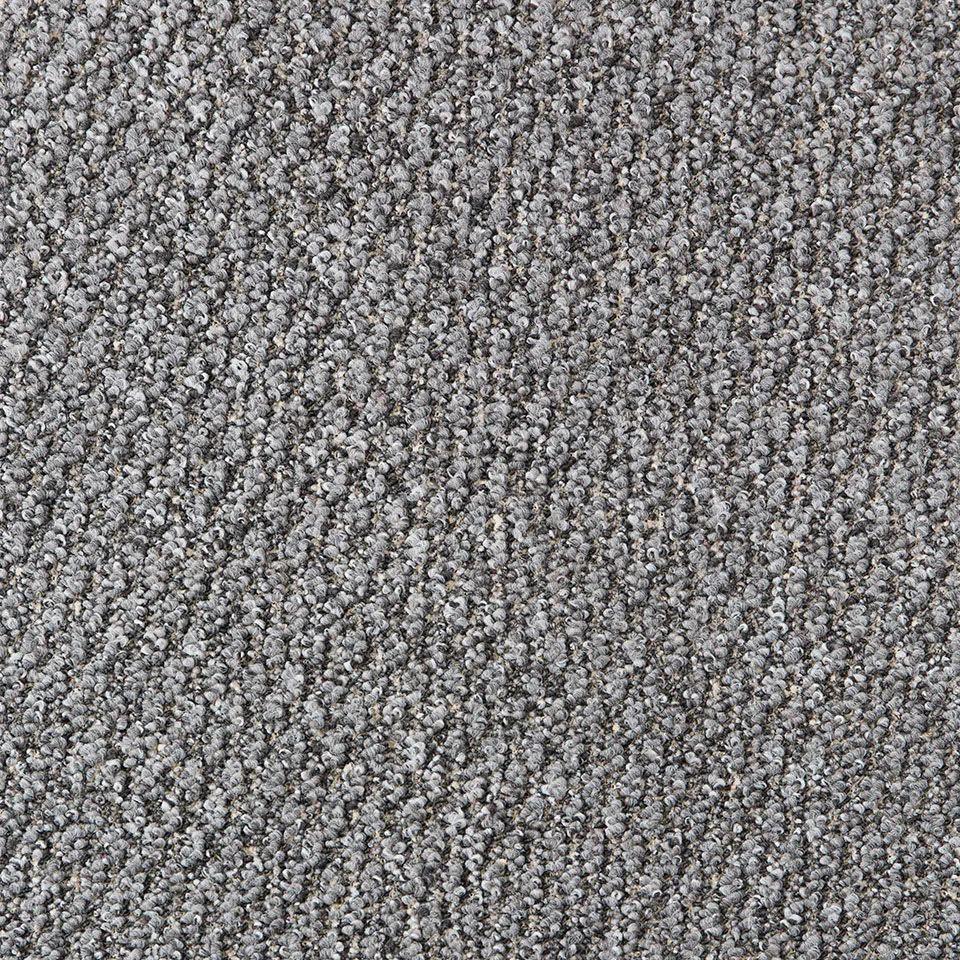 Metrážny koberec DERBY tmavo sivý - 400 cm