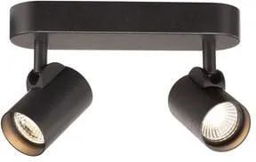 Stropné svietidlo SLV HELIA LED 3000K 35° černé 156510