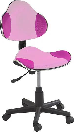 38bcb8f80cb7f AL Detské kancelárske kreslo Flash - rôzne farby Farba: Ružová   Biano