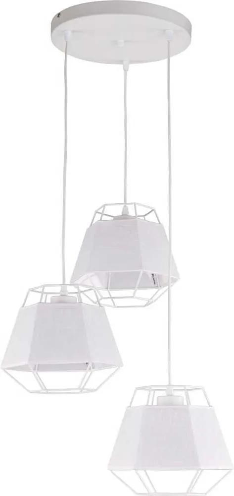 TK Lighting CRISTAL WHITE 1853