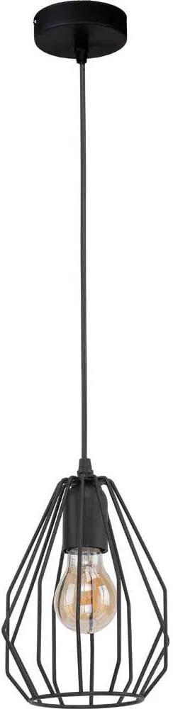 TK Lighting BRYLANT BLACK 2256