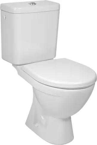Stojaci WC kombi Jika Lyra plus, spodný odpad, 63cm H8263870002413
