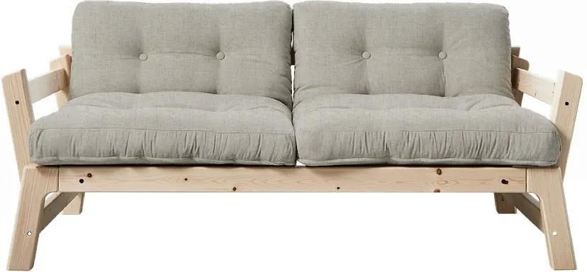 Variabilná pohovka Karup Design Step Natural Clear/Linen Beige