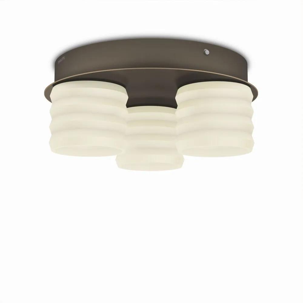 LED stropné svietidlo Philips ORTEGA 3x4,5W