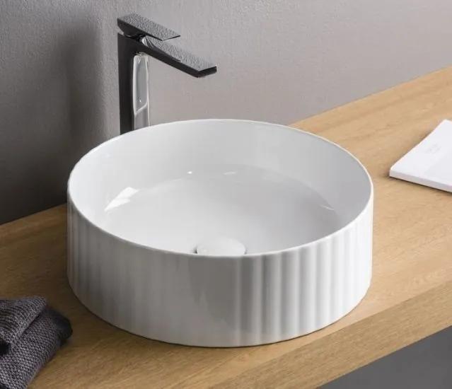 Artceram Millerighe 44 cm umývadlo na dosku OSL010