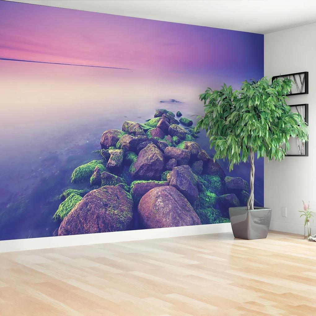Fototapeta Plážové kameny