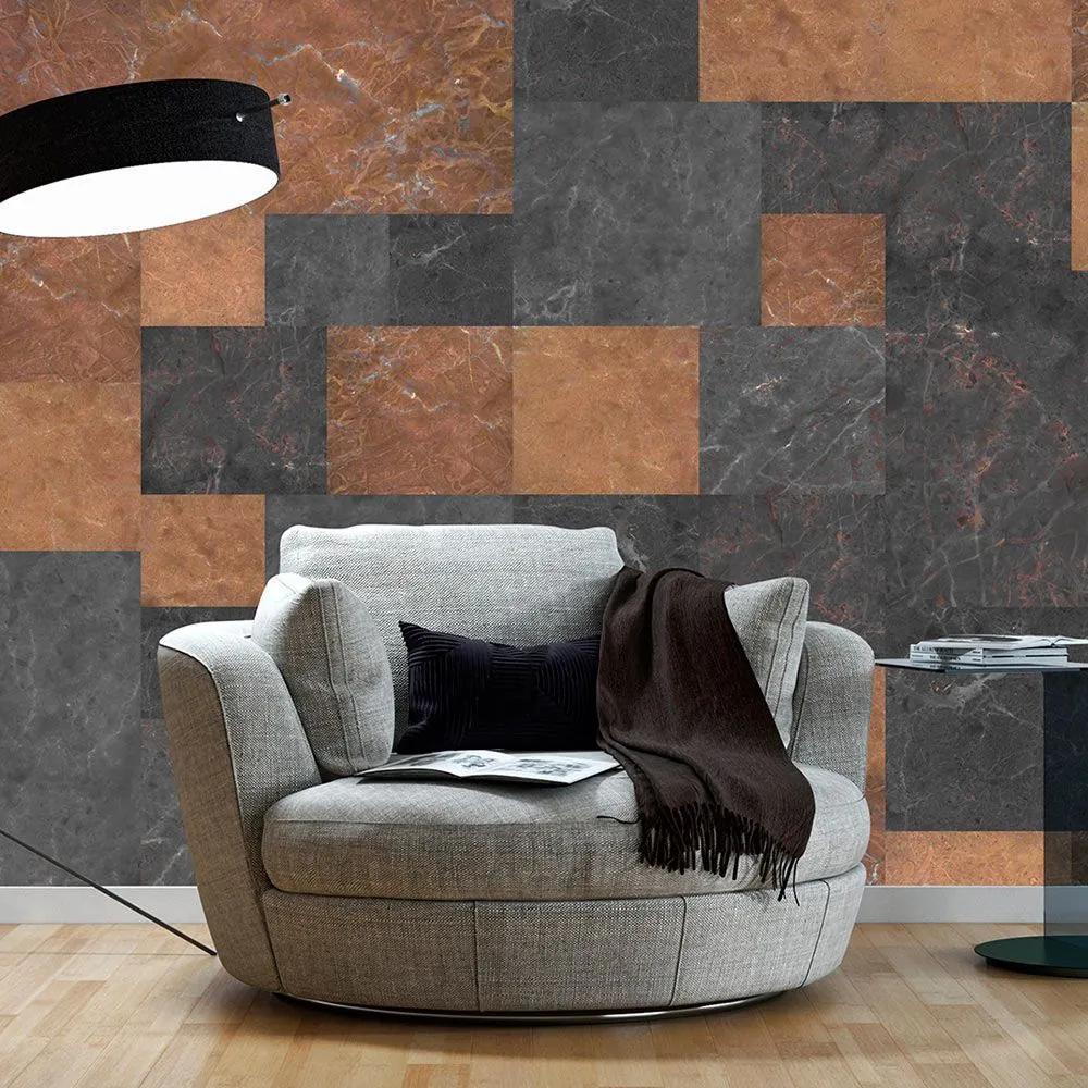 Fototapeta -  Marble Mosaic 50x1000