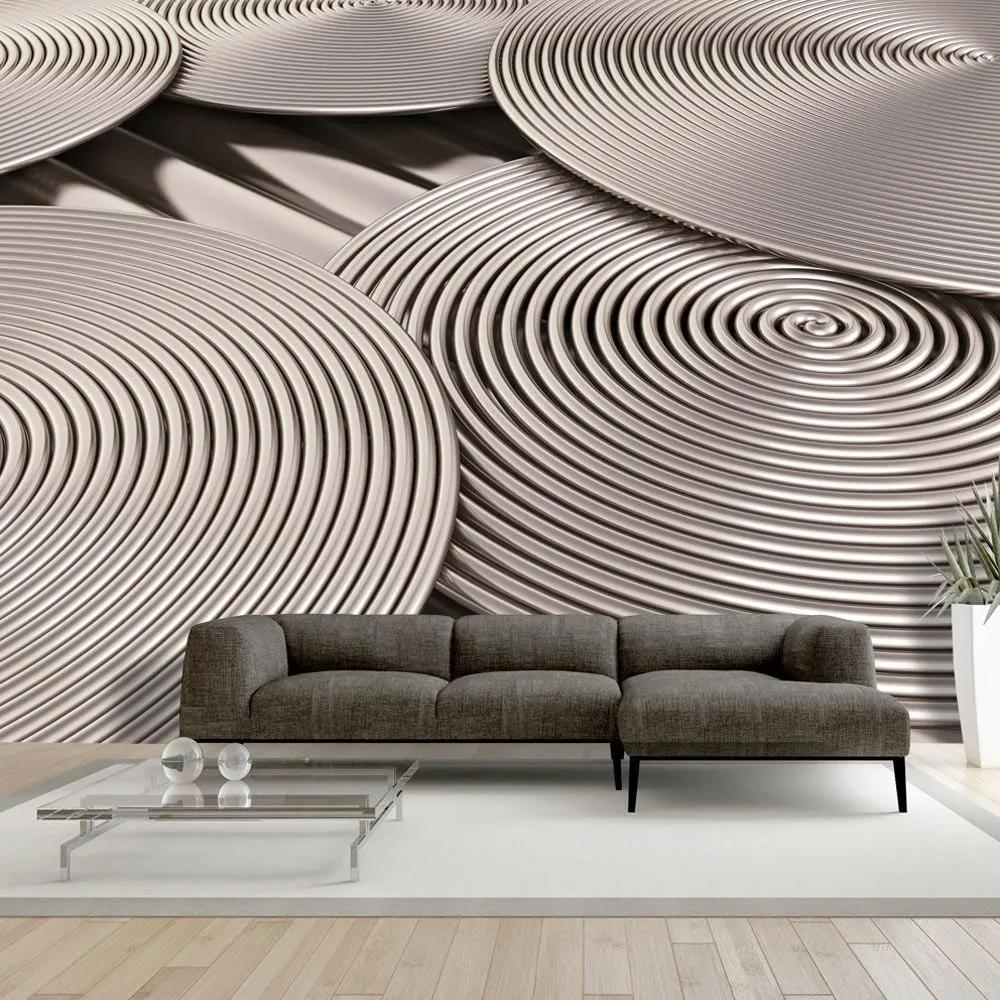 Fototapeta -  Copper Spirals 300x210