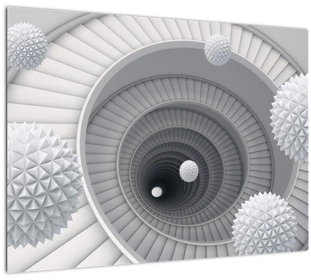 Obraz 3D abstrakcie (70x50 cm), 40 ďalších rozmerov