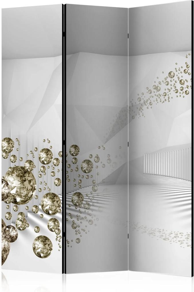 Paraván - Diamond Corridor [Room Dividers] 135x172