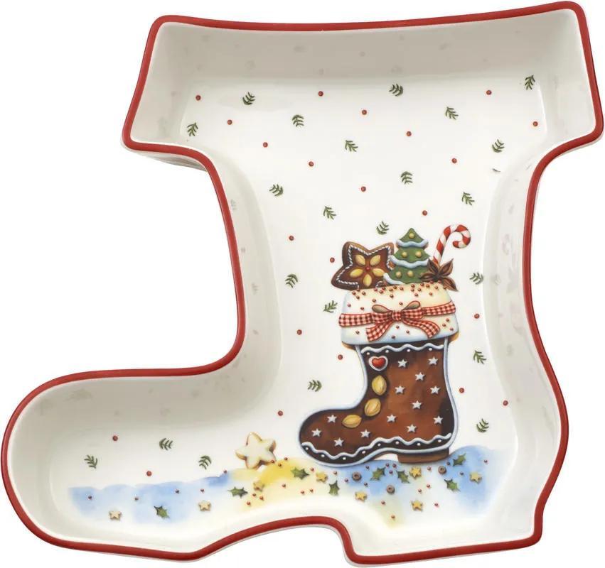 Miska, čižma 19 cm Winter Bakery Delight