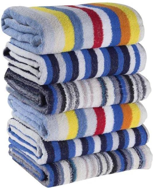 Sada pracovných uterákov 50 x 90 cm 6 ks