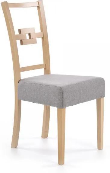 Jedálenská stolička Stan dub medový
