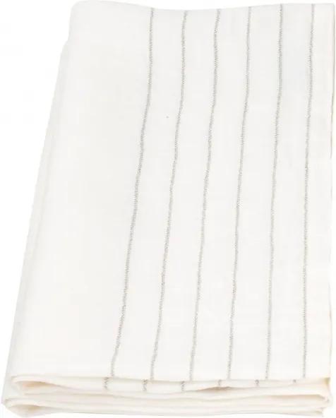 Osuška Kaste 95x180, biela-ľan Lapuan Kankurit