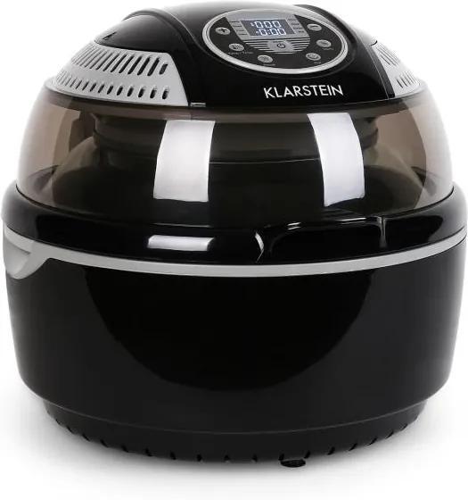 Klarstein TK20-VITAIR FRYER BL, 1400 W, teplovzdušná fritéza, čierna, 9 l